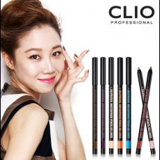 클리오 젤프레소 워터풀 펜 젤라이너-블루/ CLIO/ 워터프루프/ 젤아이라인