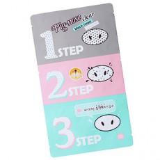 피그노즈 클리어 블랙헤드 3-Step 키트 20장