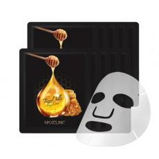 맥스클리닉  로얄젤리 앰플 마스크 10매